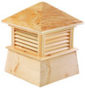 """22"""" Handcrafted """"Mansfield"""" All Cypress Wood Cupola - 9449877"""