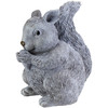 "10.25"" Pudgy Pals Weather Finished Squirrel Spring Outdoor Garden Statue - 31514996"