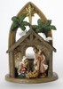 Fontanini Holy Family in Arch Nativity Votive Candle Holder #54631 - 6478168
