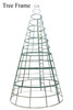 27' Giant Pre-Lit Everest Fir Commercial Christmas Tree - Multi LED Lights - 28522715