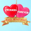 Friends Forever Guys Whenever! Christmas Ornament #W3815 - 5978857