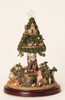"13"" Inspirational LED Lighted Musical Nativity Tree Christmas Figure - 30657574"