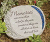 "10.75"" Comfort and Light Inspirational Memories Outdoor Patio Garden Stone - 31517252"