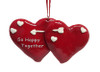 """Club Pack Of 24 """"So Happy Together"""" Christmas Ornaments To Personalize - 6396612"""