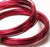 4mm Red Colored Designer Aluminum Wire-Approximately 15 Yards - 31391354