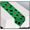 Club Pack of 12 Hearts, Diamonds, Clubs and Spades Printed Casino Table Runner 6' - 31559013