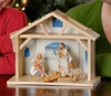 "5-Piece Fontanini 3.5"" Child's My First Christmas Nativity Set #55010 - 10612604"