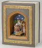 Fontanini Holy Family Nativity Book Style Musical #56305 - 6543033