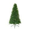 7' Pre-Lit Canadian Pine Artificial Christmas Tree - Clear Lights - 17103149