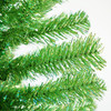 3' Laser Lime Noble Pine Tinsel Artificial Christmas Tree - 5637521