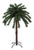 4' Pre-Lit Tropical Outdoor Summer Patio Palm Tree - Multi-Color Lights - 28372188