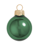 "4ct Shiny Emerald Green Glass Ball Christmas Ornaments 4.75"" (120mm) - 30939987"