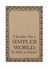 "28"" x 18"" Downton Abbey Life ""Simpler World"" Brown Decorative Damask Kitchen Dish Tea Towel - 31377347"