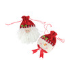 10-Piece Red Classics Christmas Stocking and Novelty Gift Bag Set - 6554891