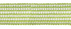 """Vibrant Lime Green Mesh Wired Wedding and Craft Ribbon 1.5"""" x 60 Yards - 30894165"""