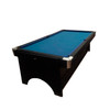 8.5' x 4.3' Recreational 2-in-1 Spin Around Pool Billards and Table Tennis Game Table - 32283732