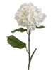 """Pack of 12 Cream Colored Hydrangea Flower Artificial Floral Craft Sprays 23"""" - 29500739"""