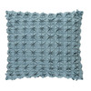 "20"" Origami Elegance Sea Star Gray Decorative Throw Pillow - 32217250"