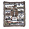 "State of Oregon Tapestry Throw Blanket 50"" x 60"" - 7379849"