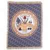 """Department of the Army Military Afghan Throw Tapestry - 50"""" x 70"""" - 7379164"""