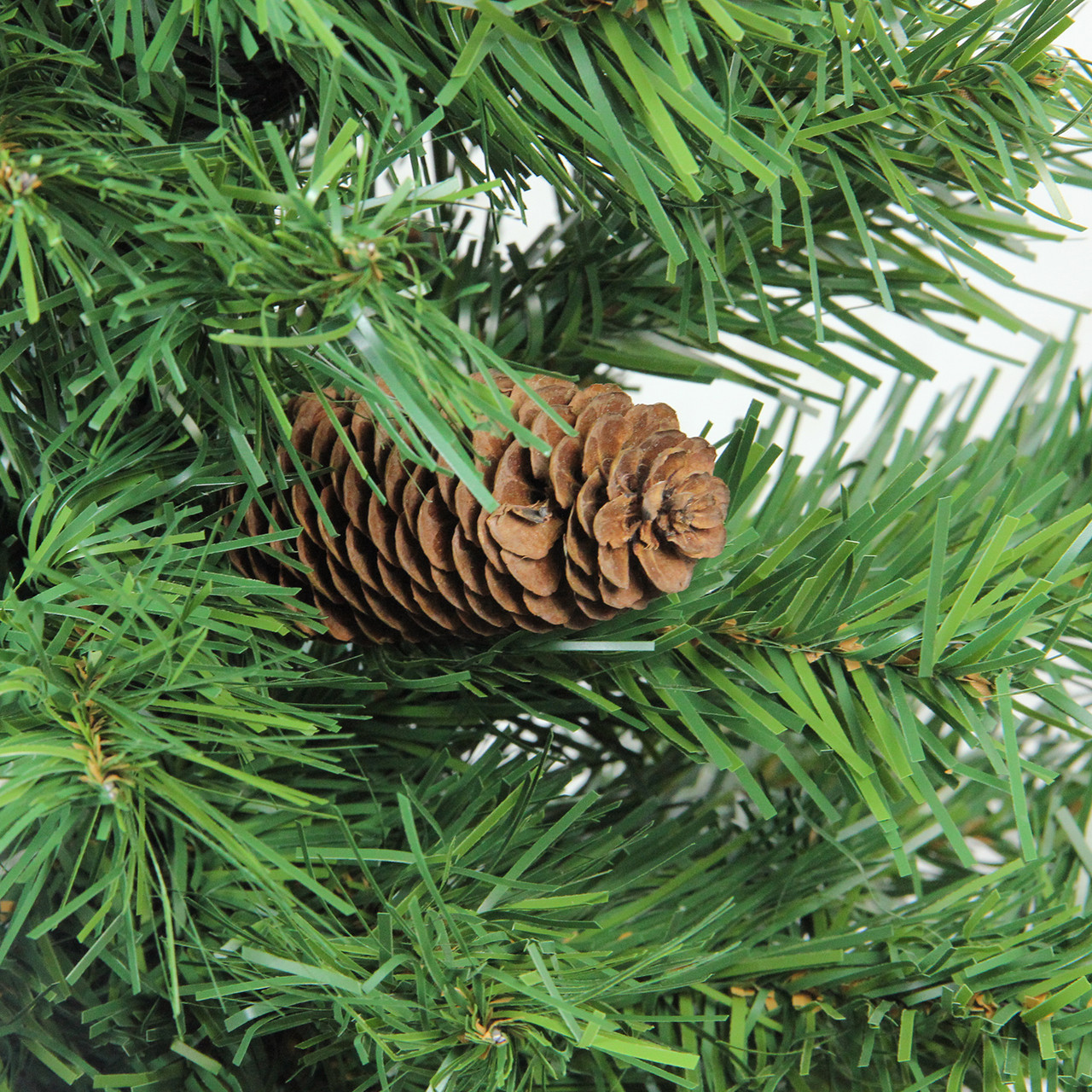 Christmas Trees With Pine Cones