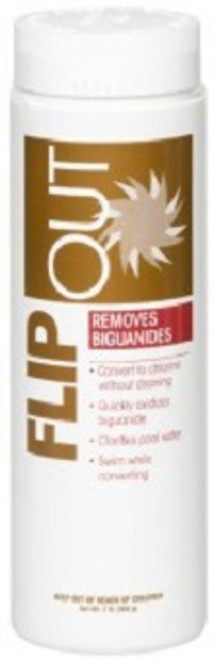 Flip Out Swimming Pool Water Biguanide Remover - 2 lb. - 31081594
