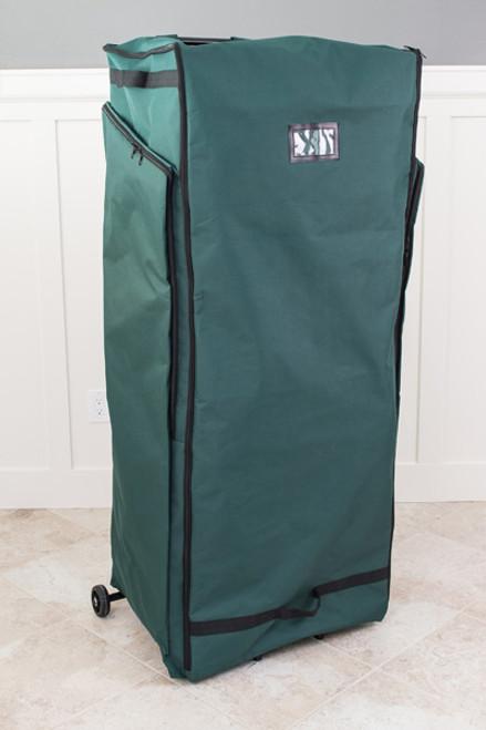 ... Christmas Garland U0026 Wreath Protective Deluxe Rolling Storage Bag    Holds 4 Large Garlands U0026 2