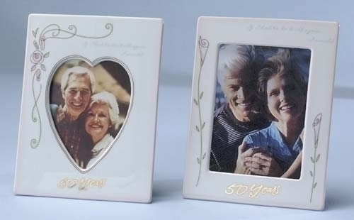Club Pack of 24 25th Silver Wedding Anniversary Photo Picture Frames #25112 - 6372311