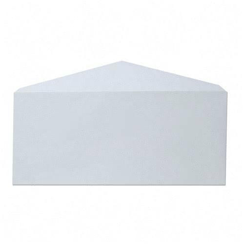 """Club Pack 20 White Wove 4 1/8"""" X 9.5"""" Redi-Seal Security Envelopes - 7514613"""
