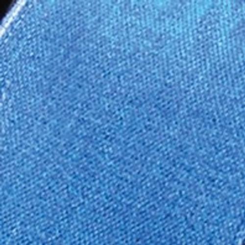 Sheer Metallic Blue Craft Ribbon 3.2mm x 200 Yards - 31388285