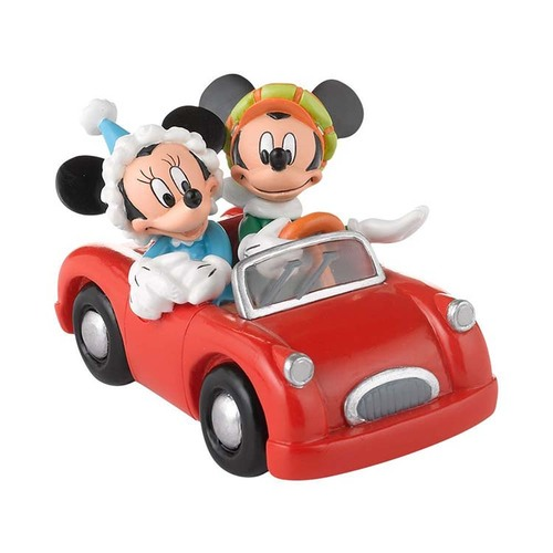 """Department 56 Disney """"Mickey and Minnie's Holiday Drive"""" Figurine - 30995543"""