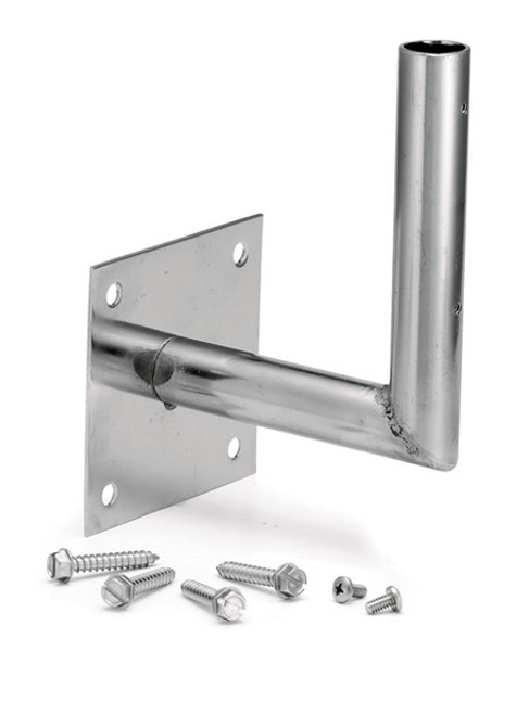 """5"""" Stainless Steel Outdoor Weathervane L-Shaped Mounting Hardware - 9449681"""