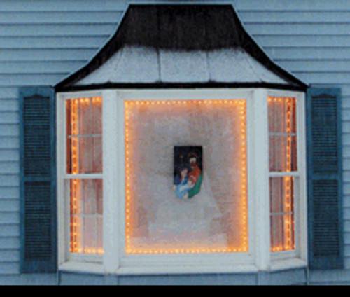 The Window Wonder Frame Accessory Pack for Christmas Lights - 16313253