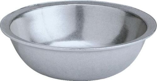 """Pack of 2 Classic Hand Crafted Statesmetal 1.5 Quart Serving Bowls 9.5"""" - 15558743"""