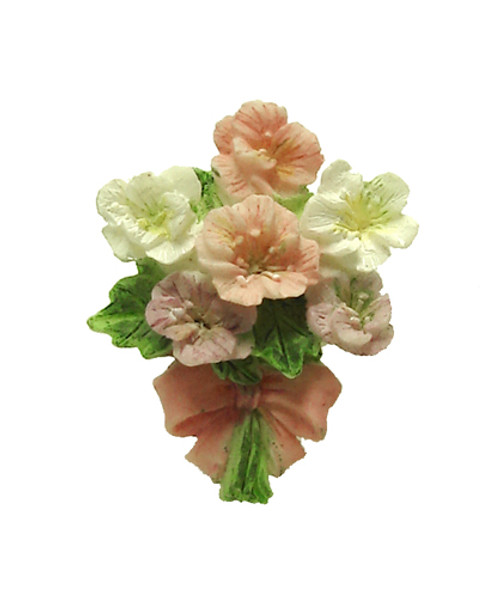 Club Pack of 20 Fontanini Garden Anemone Flower of Faith Pin Brooches #65066 - 5190353