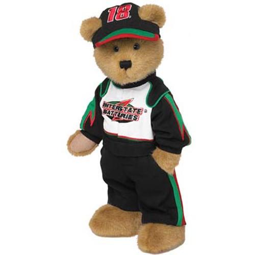 """Boyds Bears 16"""" Bobby Labonte #18 NASCAR #919415 - 3881089"""