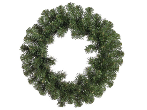 "18"" Deluxe Windsor Pine Artificial Christmas Wreath - Unlit - 31085923"