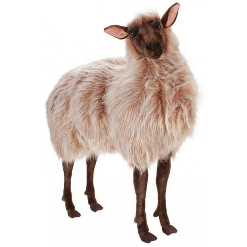"41"" Lifelike Handcrafted Extra Soft Plush Ewe Sheep Ride-On Stuffed Animal - 31068676"