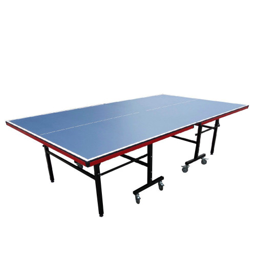 9' Recreational Blue Table Tennis or Ping Pong Game Table - 32283736