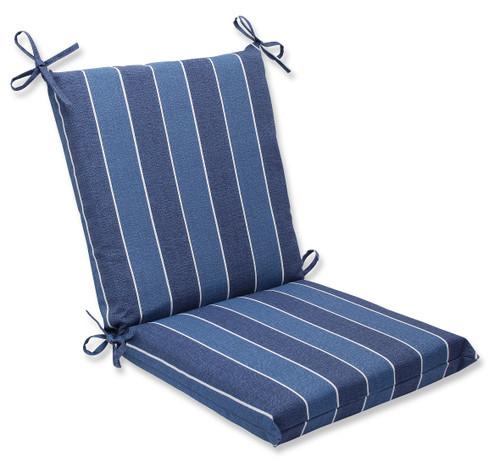 "18"" x 36.5"" Wickenburg Indigo Outdoor Patio Chair Cushion - 32588298"