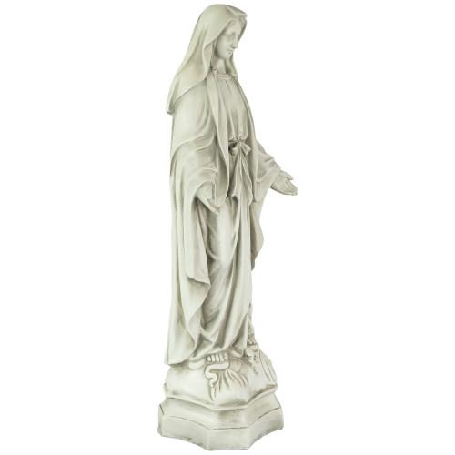 2825 Standing Religious Virgin Mary Outdoor Garden Statue