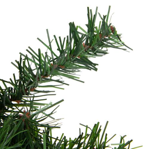 "18"" Canadian Pine Artificial Christmas Wreath - Unlit - 32607604"