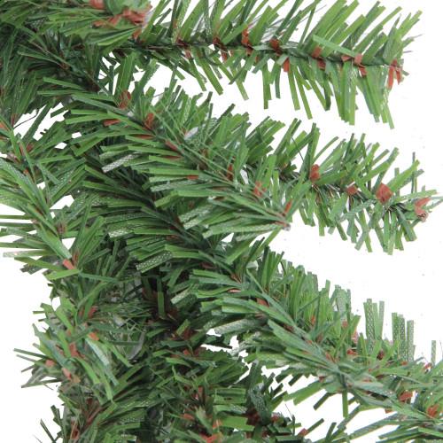 "12"" Mini Pine Artificial Christmas Wreath - Unlit - 32615041"