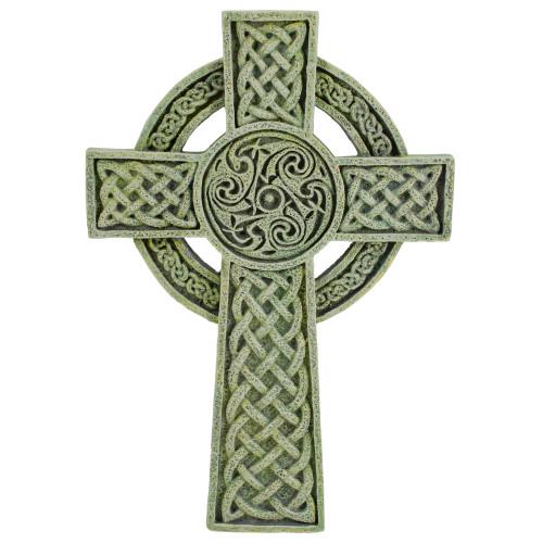 9 5 Joseph S Studio Irish Detailed Celtic Wall Cross