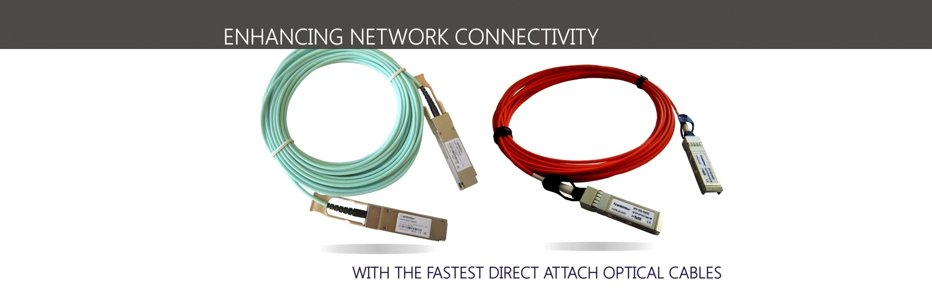 Direct Attach Optical Active Cables
