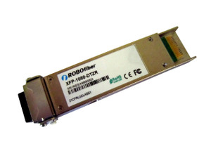 Tunable DWDM 80Km 10G rate XFP transceiver