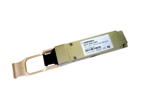 40G rate QSFP+ SR4 100m reach multi-mode, MPO connector 850nm (QSFP-4000-SR4)