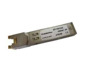 1000Base-T fixed speed RJ45 copper Gigabit SFP (SFP-7000-RJ45)