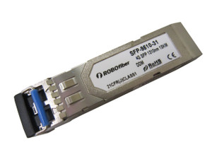 Multi-rate 4G single-mode SFP 1310nm, 10Km, 155M to 4.25G (SFP-9510-31)