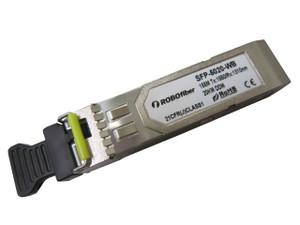 155M (FE / OC3/ STM-1) 20Km BiDi single strand SFP B type Tx:1550nm (SFP-5020-WB)